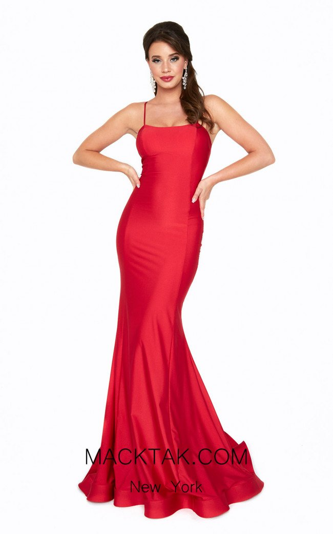 Atria 6520H Red Front Dress