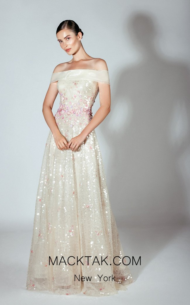 Beside Couture by Gemy Maalouf BC1427 Front Dress