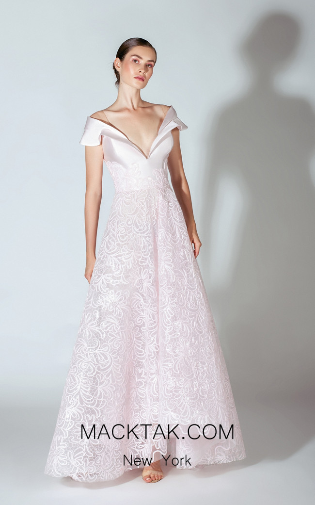 Beside Couture by Gemy Maalouf BC1433 Front Dress