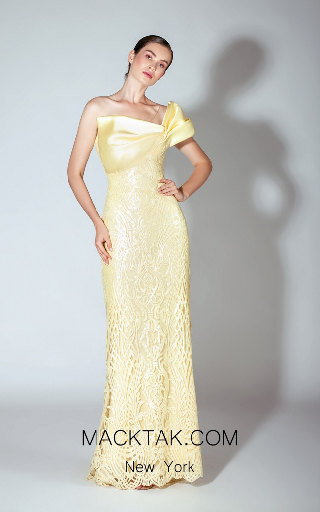 Beside Couture by Gemy Maalouf BC1438 Front Dress