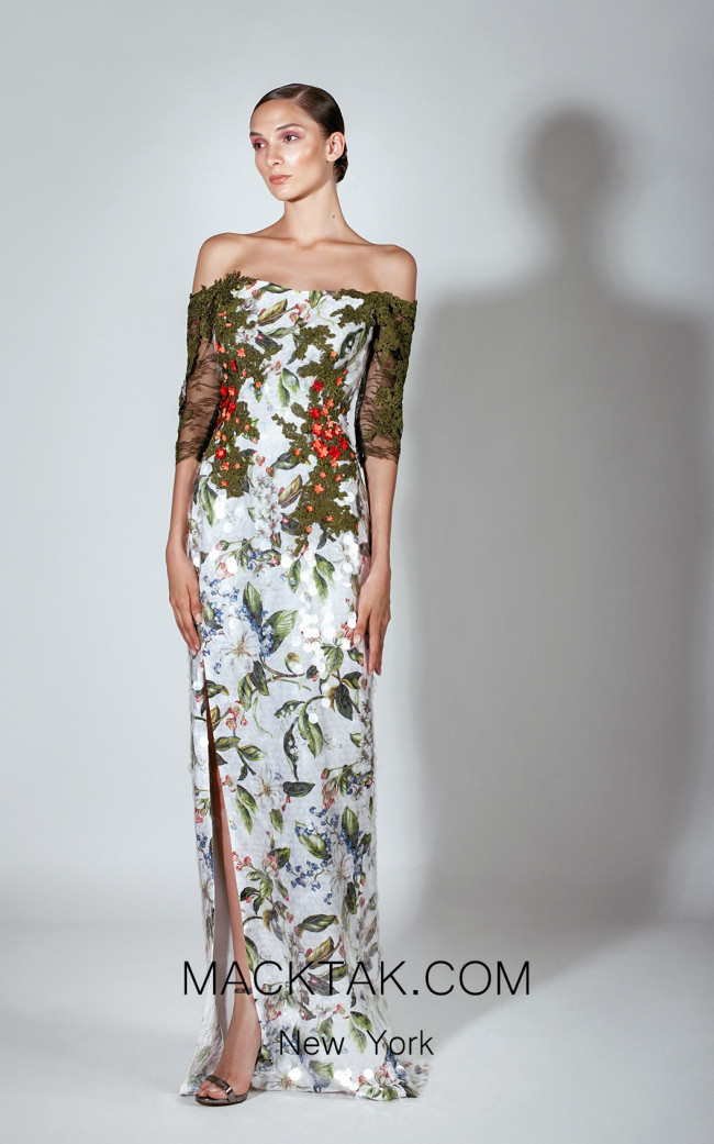 Beside Couture by Gemy Maalouf BC1441 Front Dress