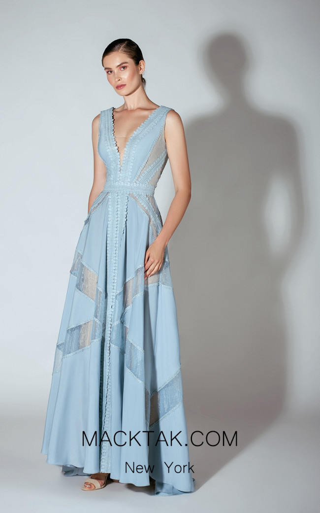 Beside Couture by Gemy Maalouf BC1444 Front Dress