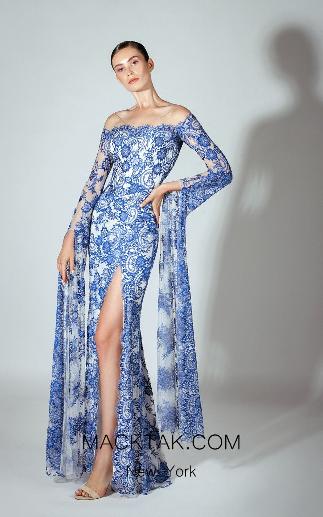 Beside Couture by Gemy Maalouf BC1449 Front Dress