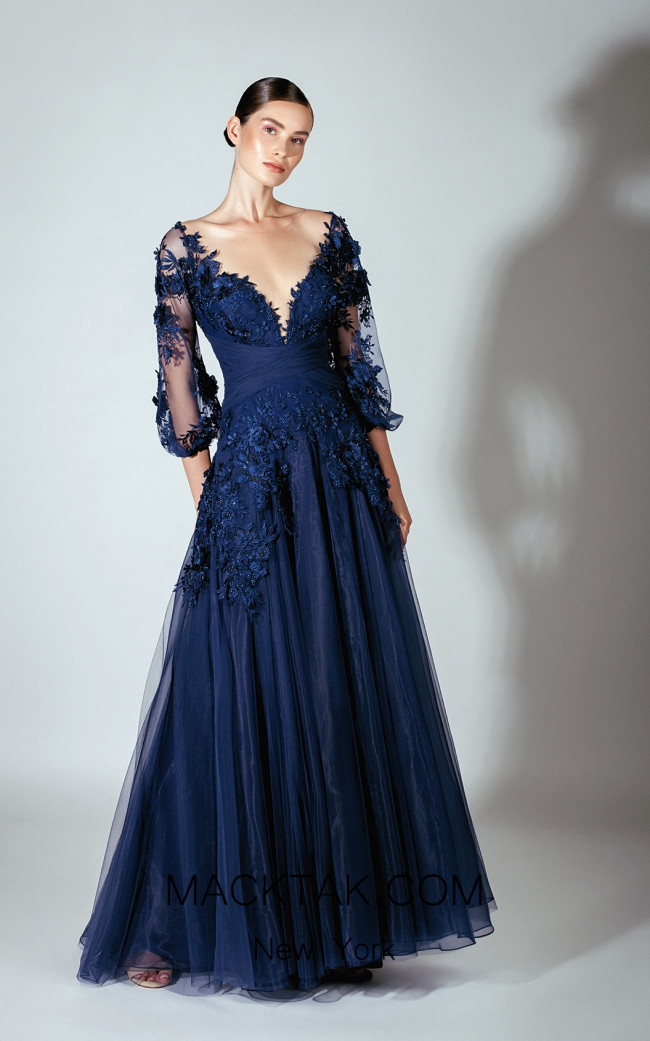 Beside Couture by Gemy Maalouf BC1453 Front Dress