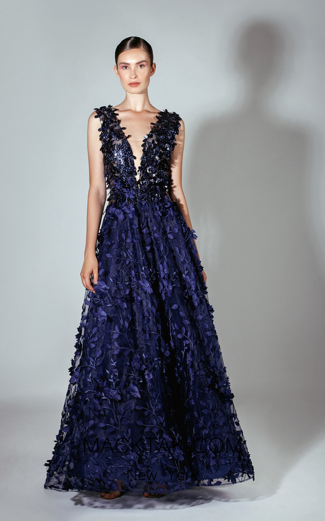 Beside Couture by Gemy Maalouf BC1454 Front Dress