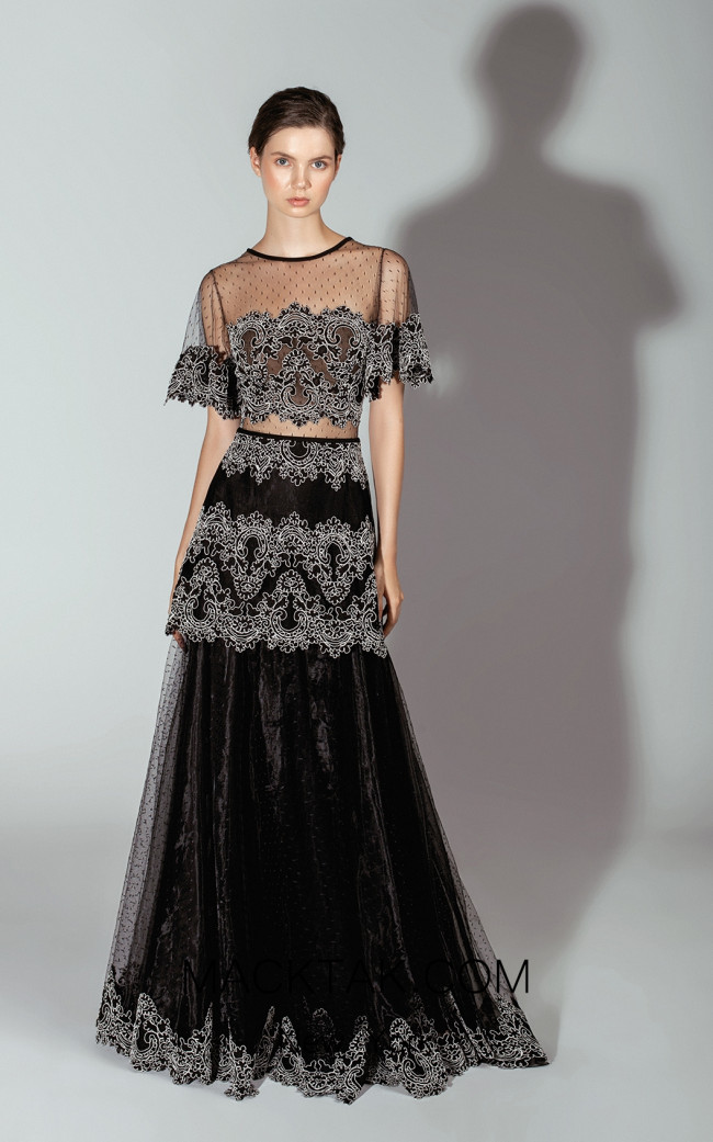 Beside Couture by Gemy Maalouf BC1466 Front Dress