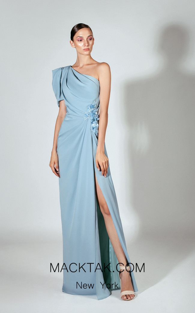 Beside Couture by Gemy Maalouf BC1474 Front Dress