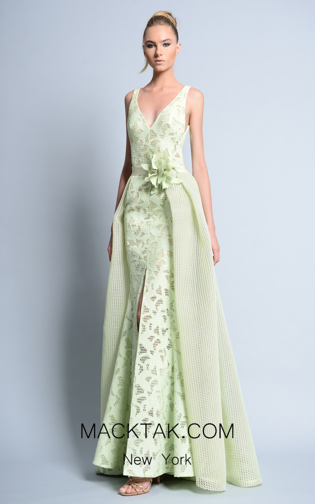 Beside Couture by Gemy Maalouf BC1093D Front Dress