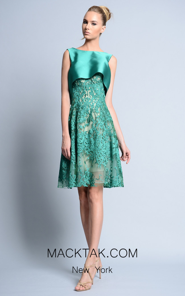 Beside Couture by Gemy Maalouf BC1144D Front Dress
