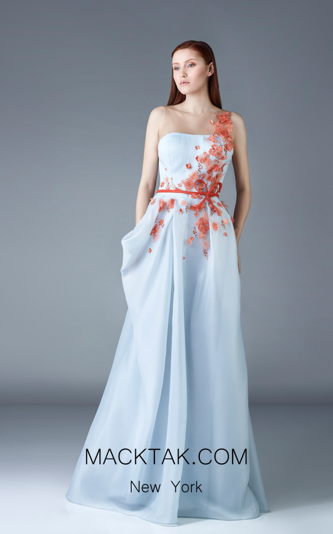 Beside Couture by Gemy Maalouf BC1185 Front Dress