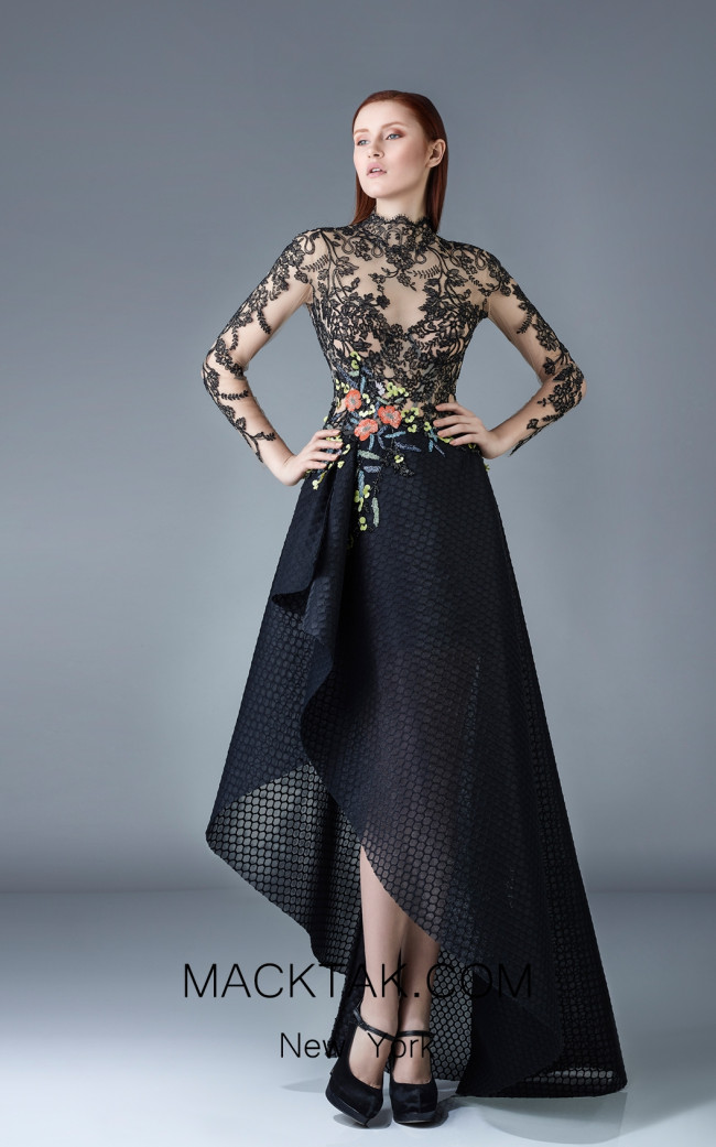 Beside Couture by Gemy Maalouf BC1186 Front Dress