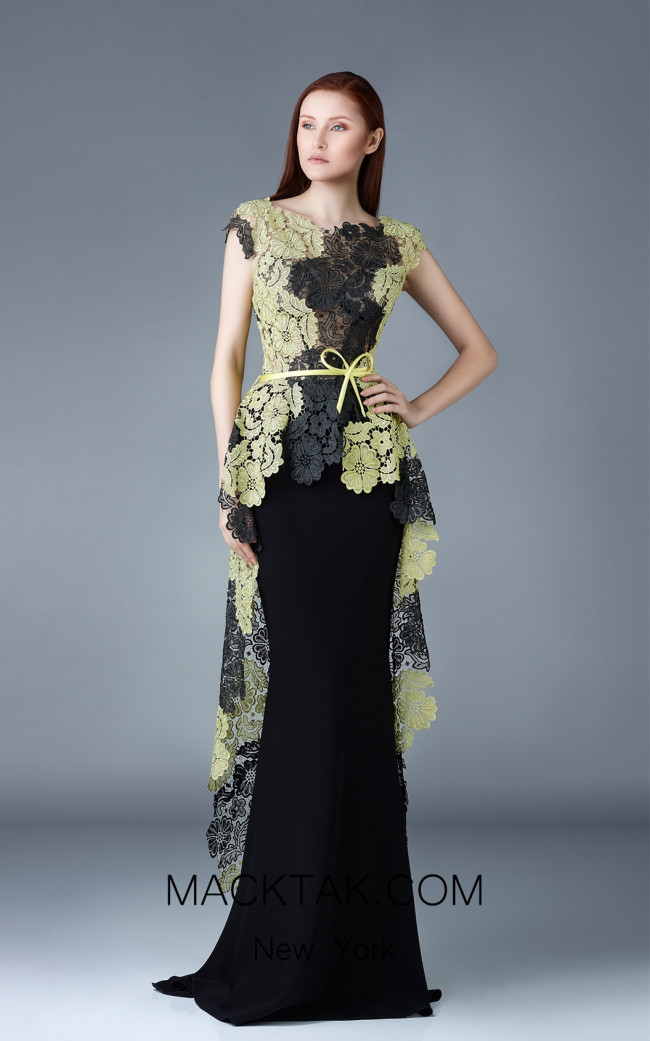 Beside Couture by Gemy Maalouf BC1190 Front Dress