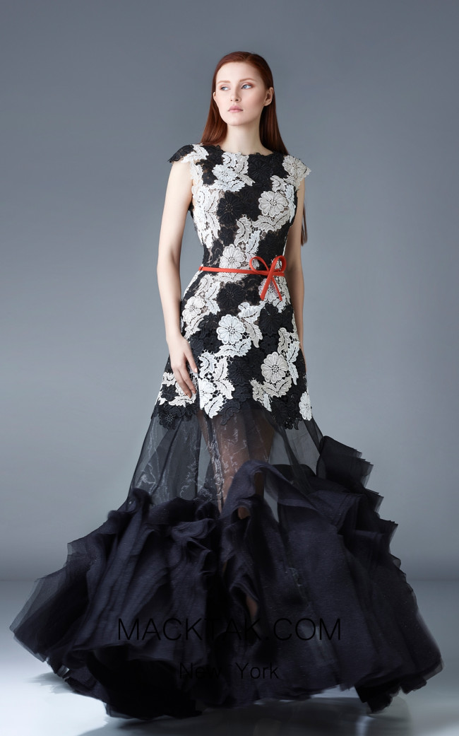 Beside Couture by Gemy Maalouf BC1191 Front Dress