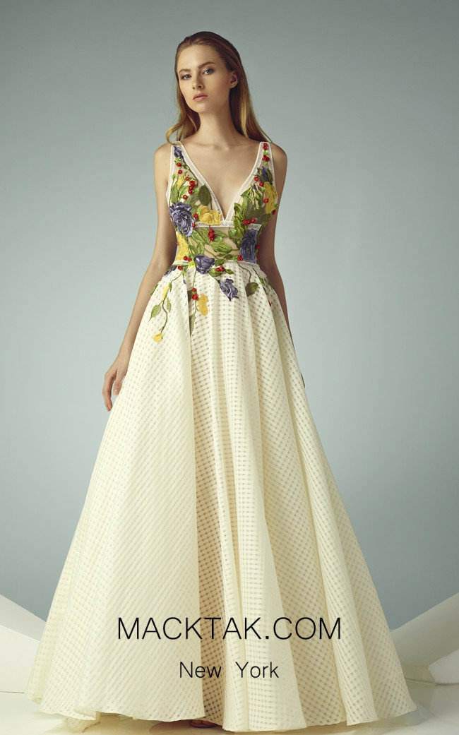 Beside Couture by Gemy Maalouf BC1201 Front Dress
