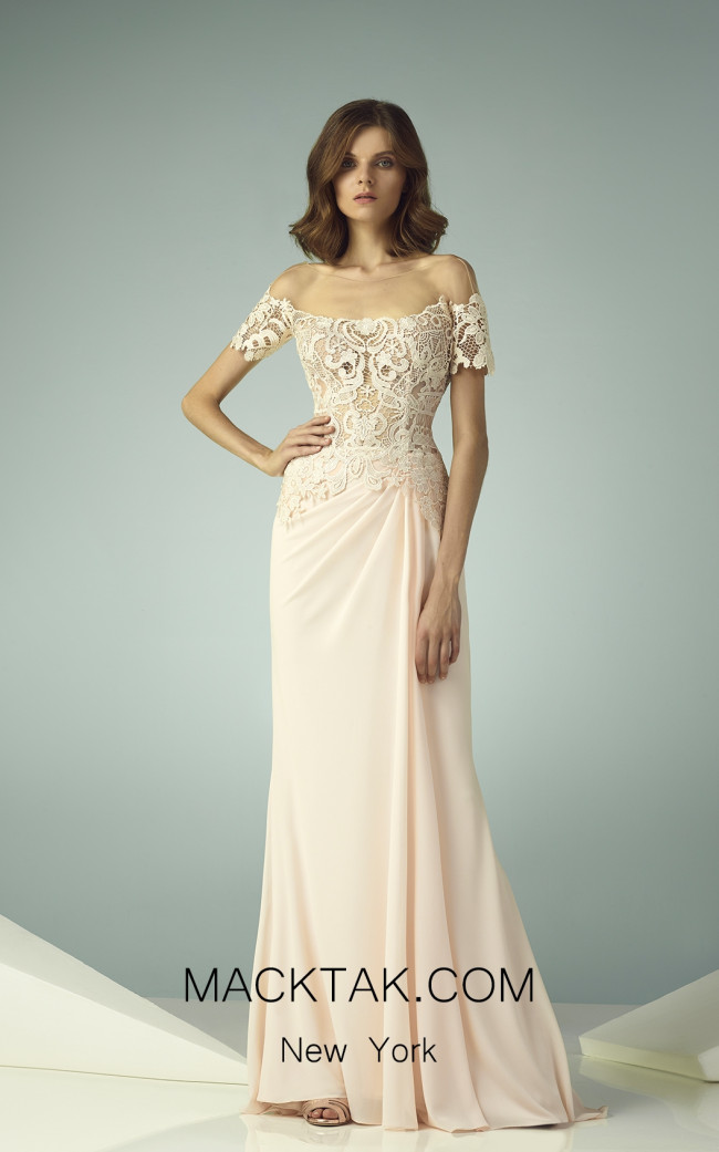 Beside Couture by Gemy Maalouf BC1204 Front Dress