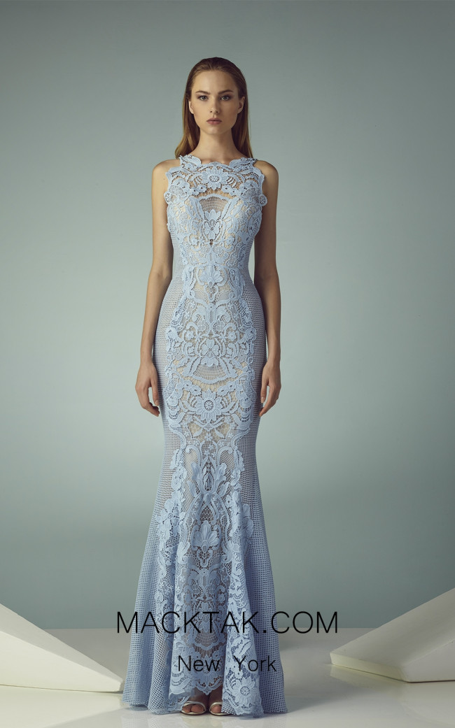 Beside Couture by Gemy Maalouf BC1224 Front Dress