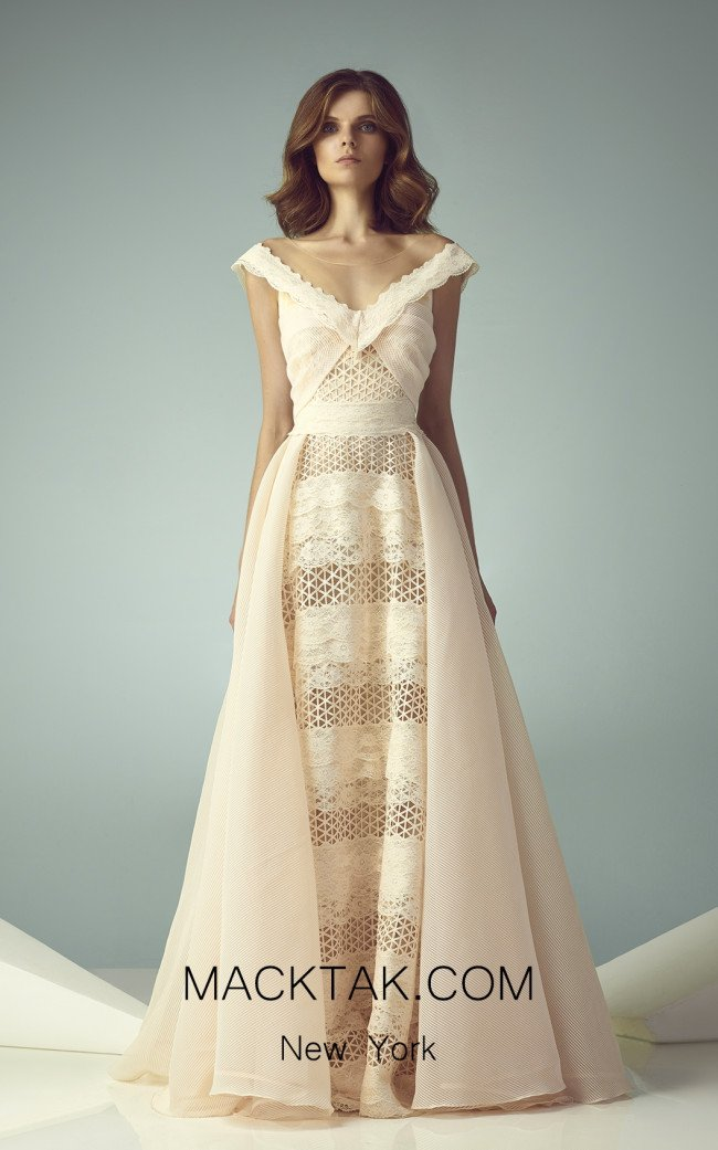 Beside Couture by Gemy Maalouf BC1225 Front Dress