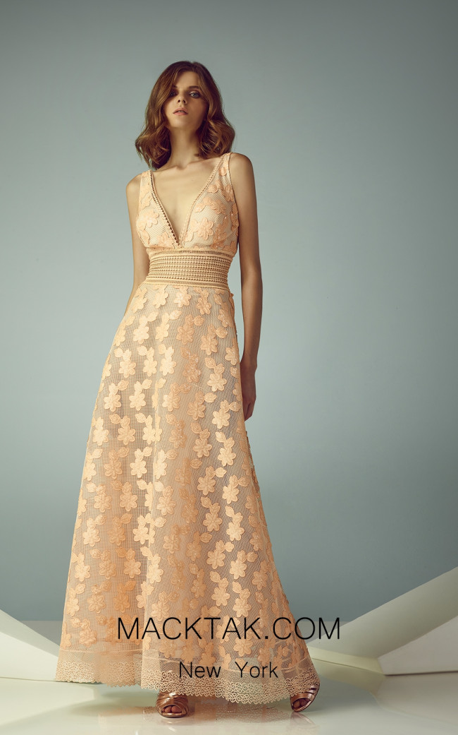Beside Couture by Gemy Maalouf BC1243 Front Dress