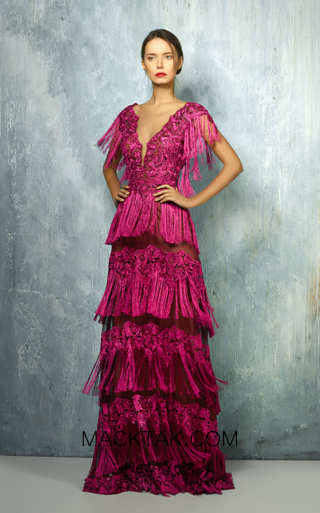 Beside Couture by Gemy Maalouf BC1267 Front Dress