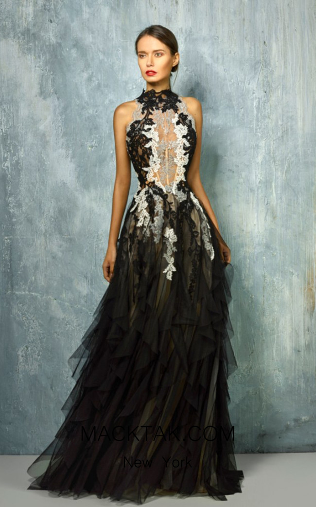 Beside Couture by Gemy Maalouf BC1278 Front Dress
