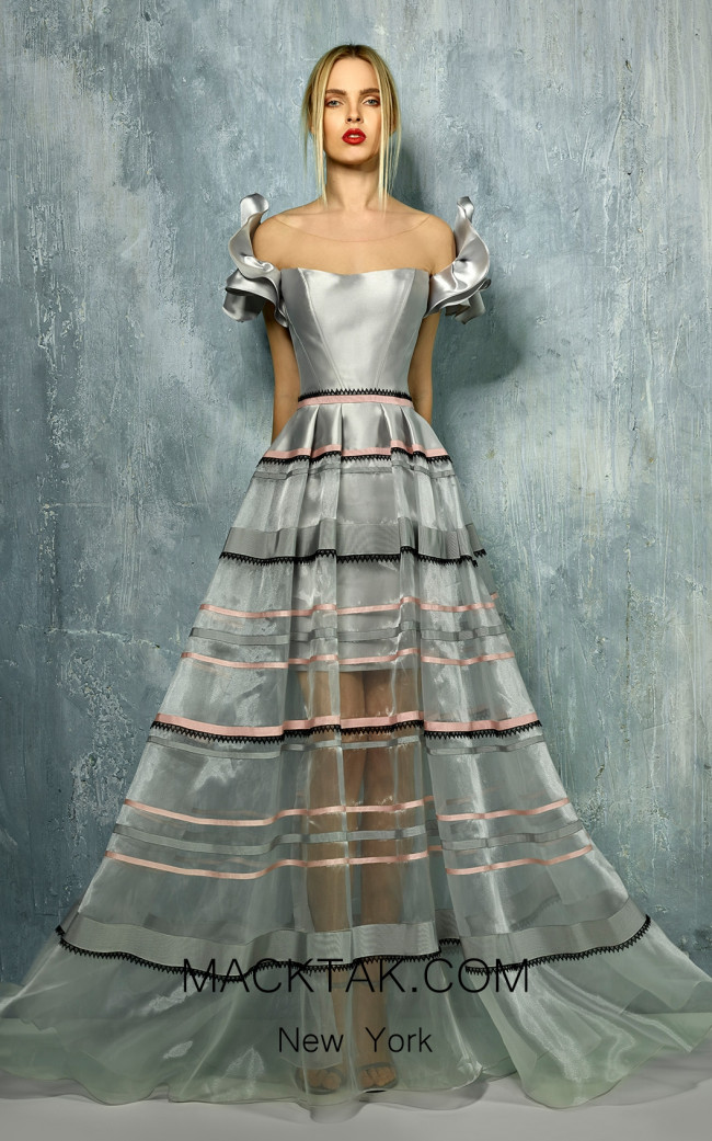 Beside Couture BC1286 Front Dress
