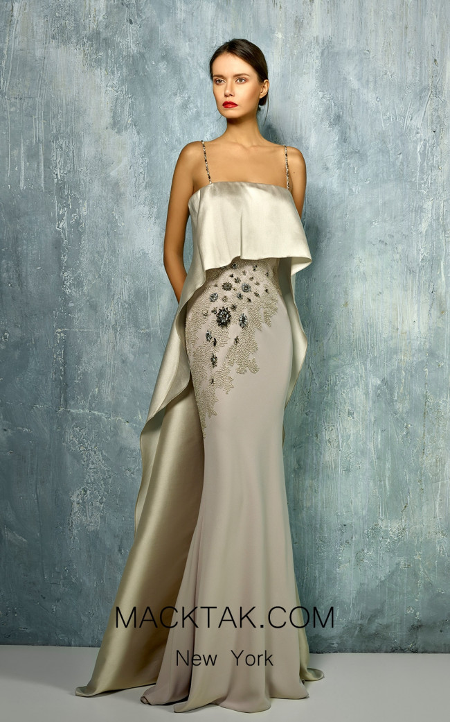 Beside Couture by Gemy Maalouf BC1289 Front Dress