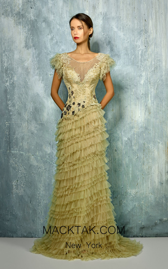 Beside Couture by Gemy Maalouf BC1291 Front Dress
