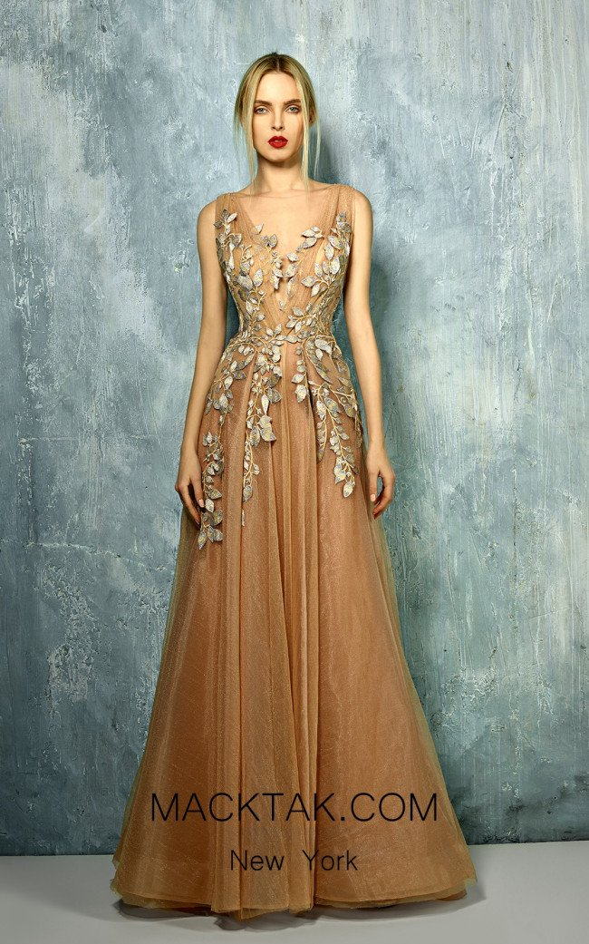Beside Couture by Gemy Maalouf BC1300 Front Dress