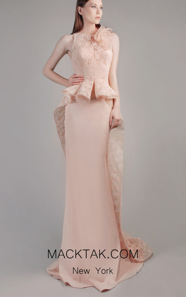 Beside Couture by Gemy Maalouf BC986 Front Dress