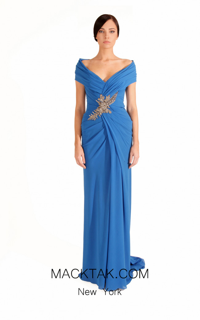Beside Couture by Gemy Maalouf CPF12 3225 Front Dress