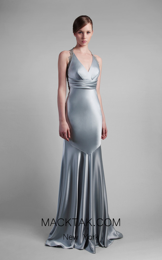 Beside Couture by Gemy Maalouf CPS13 3320 Front Dress