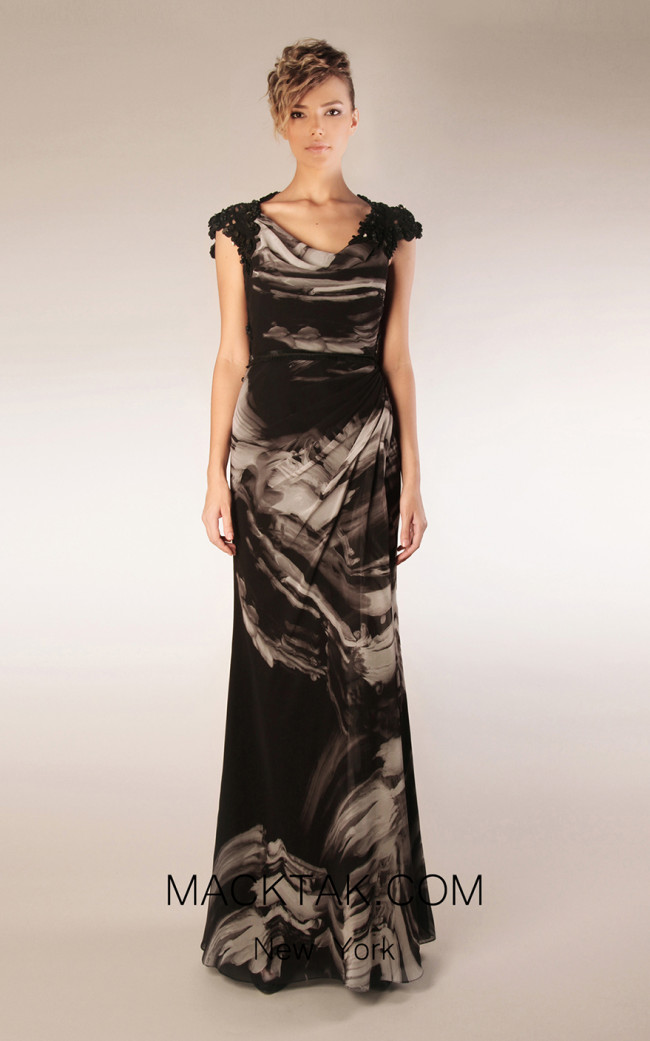Beside Couture by Gemy Maalouf CPS13 3512 Front Dress
