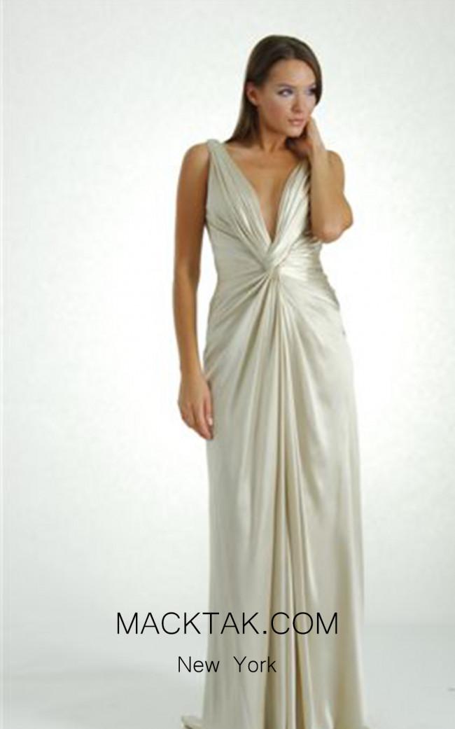 Beside Couture by Gemy Maalouf NH 1773 Front Dress