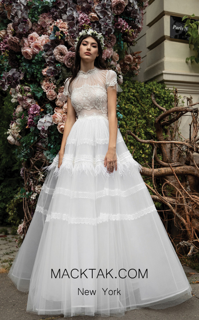 Cristallini SKA1015 Front Dress