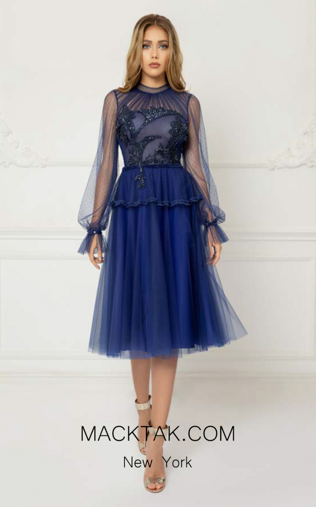 Cristallini SKA1026 Front Dress