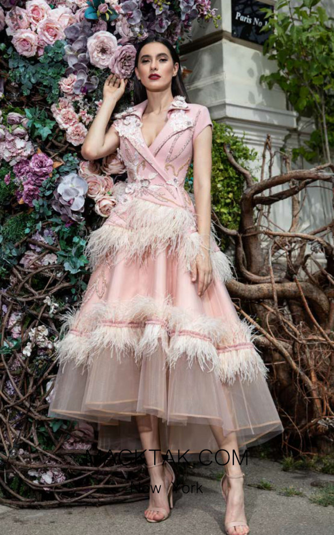 Cristallini SKA1056 Front Dress