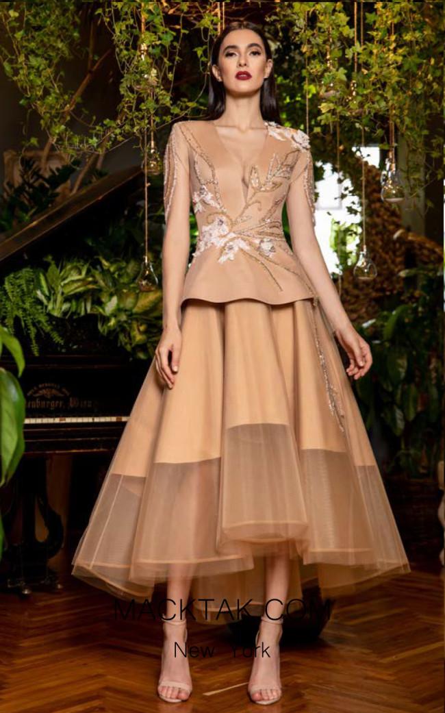 Cristallini SKA1058 Front Dress