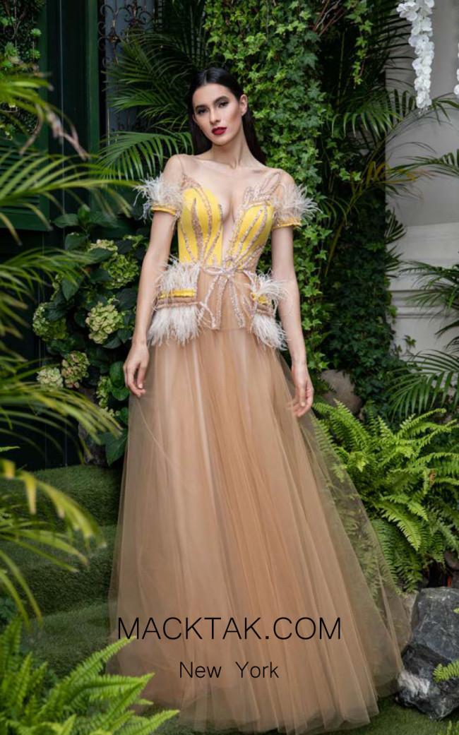 Cristallini SKA1061 Front Dress