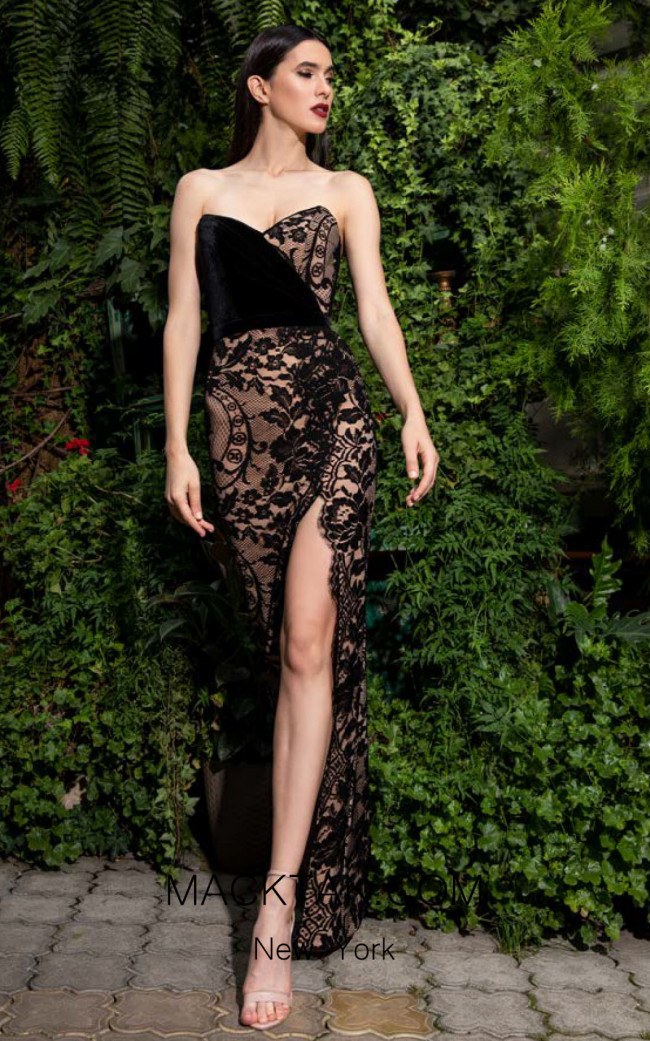 Cristallini SKA1062 Front Dress