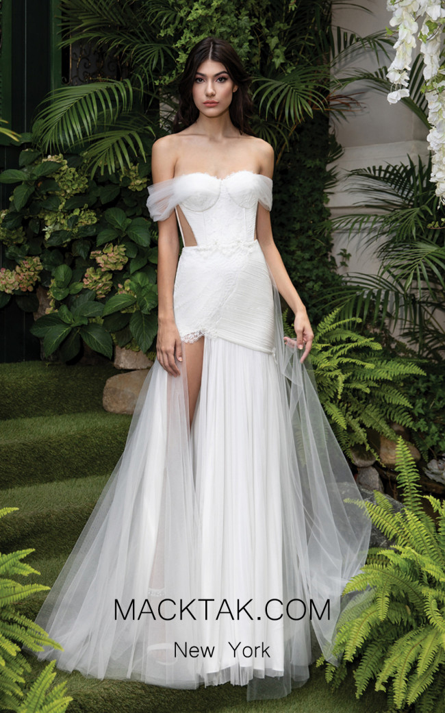 Cristallini SKA1066 Front Dress