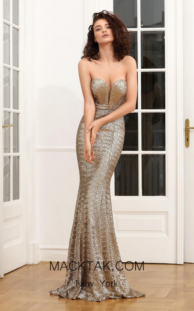 Cristallini SKA523 Front Dress