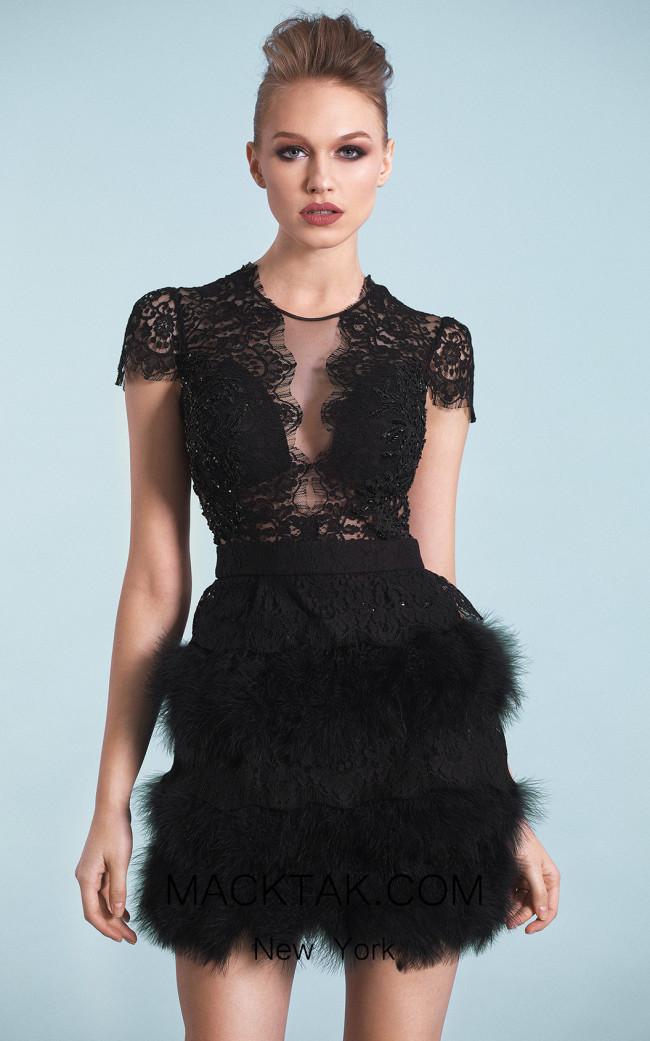 Cristallini SKA543 Front Dress