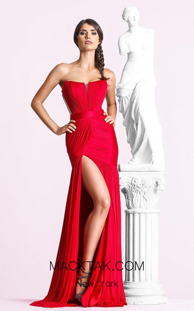 Cristallini SKA582 Front Dress