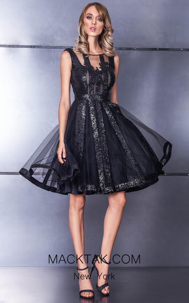 Cristallini SKA583 Front Dress