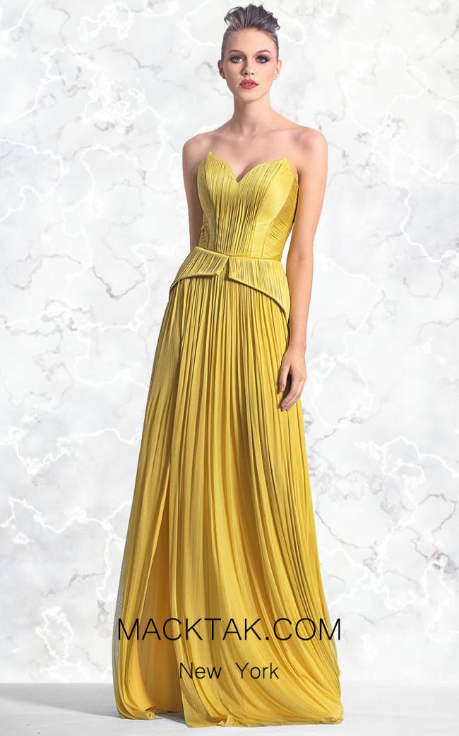 Cristallini SKA672 Front Dress