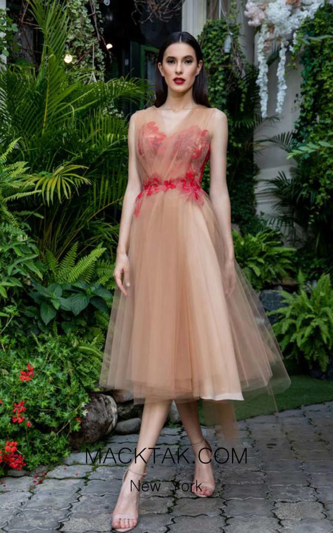 Cristallini SKA735 Front Dress