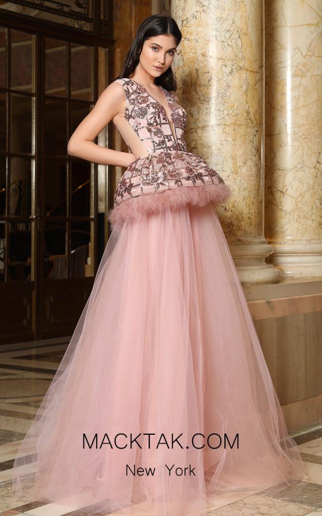 Cristallini SKA801 Front Dress
