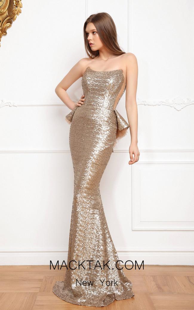 Cristallini SKA802 Front Dress