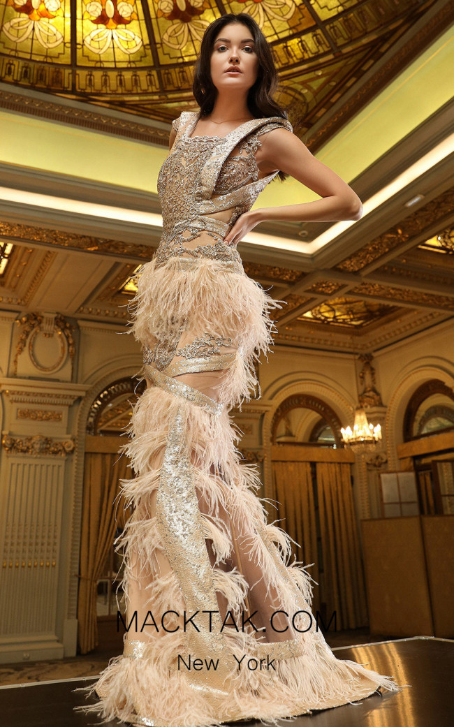 Cristallini SKA806 Front Dress