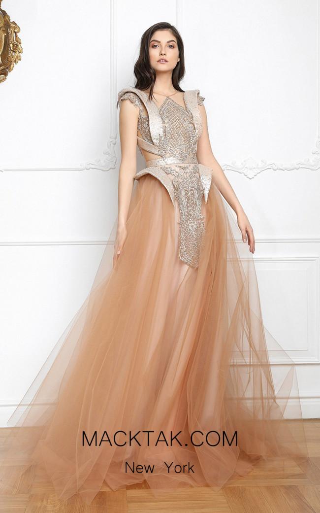 Cristallini SKA807 Front Dress